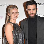 Nadiya Bychkova attends gala dinner and concert to raise money and awareness for the Melissa Bell Foundation and Style For Stroke Foundation.