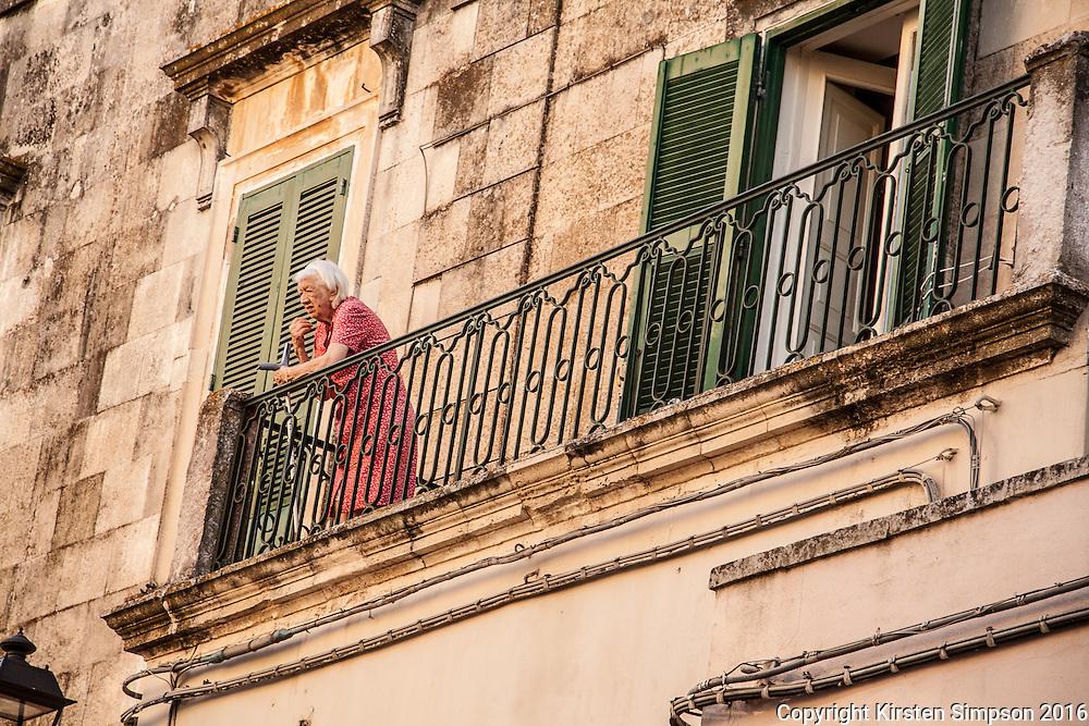 Otranto locals