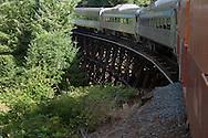 Railroad Trestle on the Banks to Tillamook run.