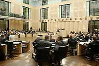 11 APR 2003, BERLIN/GERMANY:<br /> Übersicht Plenarsaal, waehrend  einer Sitzung des Bundesrates, Bundesrat<br /> IMAGE: 20030411-01-058<br /> KEYWORDS: Übersicht