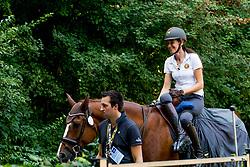Minneci Barbara, BEL, Stuart<br /> EC Rotterdam 2019<br /> © Hippo Foto - Sharon Vandeput<br /> 24/08/19