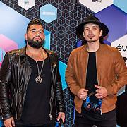 NLD/Rotterdam/20161106 - MTV EMA's 2016,  Varsity en Rwire