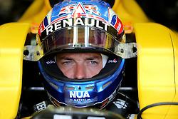 Jolyon Palmer (GBR) Renault Sport F1 Team  <br /> 11.11.2016. Formula 1 World Championship, Rd 20, Brazilian Grand Prix, Sao Paulo, Brazil, Practice Day.<br /> Copyright: Charniaux / XPB Images / action press
