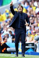 Antonio Conte Italy <br /> Toulouse 17-06-2016 Stade de Toulouse <br /> Football Euro2016 Italy - Sweden / Italia - Svezia Group Stage Group E<br /> Foto Matteo Ciambelli / Insidefoto