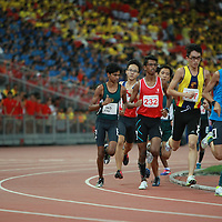 B Div Boys 1500m