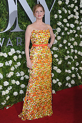 June 11, 2017 - New York, NY, USA - June 11, 2017  New York City..Laura Linney attending the 71st Annual Tony Awards arrivals on June 11, 2017 in New York City. (Credit Image: © Kristin Callahan/Ace Pictures via ZUMA Press)