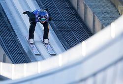 31.12.2017, Olympiaschanze, Garmisch Partenkirchen, GER, FIS Weltcup Ski Sprung, Vierschanzentournee, Garmisch Partenkirchen, Training, im Bild Maciej Kot (POL) // Maciej Kot of Poland during his Practice Jump for the Four Hills Tournament of FIS Ski Jumping World Cup at the Olympiaschanze in Garmisch Partenkirchen, Germany on 2017/12/31. EXPA Pictures © 2017, PhotoCredit: EXPA/ Jakob Gruber