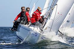 , Kiel - Kieler Woche 17. - 25.06.2017, Albin Express - GER 786 - Ticaranto - Andreas Pinnow - Segler-Vereinigung Kiel e. V