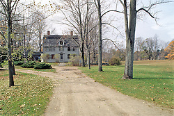 Old Manse House