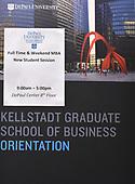 Kellstadt Orientation 2019 - Full-Time & Weekend MBAs