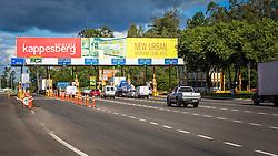 Banco de imagens das rodovias administradas pela EGR - Empresa Gaúcha de Rodovias. Praça de Portão. FOTO: Jefferson Bernardes/ Agencia Preview
