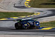 October 15-17, 2020. IMSA Weathertech Petit Le Mans: #23 Heart Of Racing Team, Aston Martin Vantage GT3, Roman De Angelis, Ian James, Darren Turner