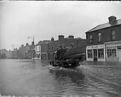 1954 Flooding at North Strand and Drumcondra, Dublin
