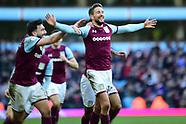 Aston Villa v Birmingham City 110218