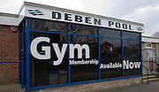 Deben Pool swimming pool and gym, Woodbridge, Suffolk, England