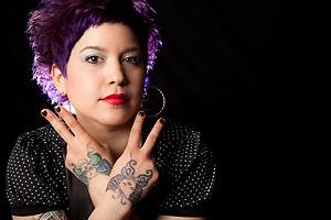 Liz, Tattoo + You, A Photo Story of Body Ink