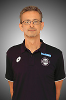 Download von www.picturedesk.com am 16.08.2019 (13:57). <br /> GRAZ, AUSTRIA - JULY 9: Max Kerl of Sturm Graz during the Team photo shooting - SK Puntigamer Sturm Graz at Trainingszentrum Messendorf on July 9, 2019 in Graz, Austria.190709_SEPA_27_124  _ - 20190709_PD11838