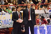 DESCRIZIONE : Pistoia Lega serie A 2013/14  Giorgio Tesi Group Pistoia Pesaro<br /> GIOCATORE : paolo moretti<br /> CATEGORIA : delusione<br /> SQUADRA : Giorgio Tesi Group Pistoia<br /> EVENTO : Campionato Lega Serie A 2013-2014<br /> GARA : Giorgio Tesi Group Pistoia Pesaro Basket<br /> DATA : 24/11/2013<br /> SPORT : Pallacanestro<br /> AUTORE : Agenzia Ciamillo-Castoria/M.Greco<br /> Galleria : Lega Seria A 2013-2014<br /> Fotonotizia : Pistoia  Lega serie A 2013/14 Giorgio  Tesi Group Pistoia Pesaro Basket<br /> Predefinita :