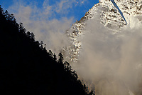 Wufangfo 5470 m, Meili Snow Mountain National park, Yunnan, China