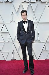 91st Annual Academy Awards - Arrivals. 24 Feb 2019 Pictured: Mark Ronsan. Photo credit: Jaxon / MEGA TheMegaAgency.com +1 888 505 6342
