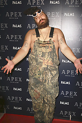 May 26, 2018 - Las Vegas, Nevada, United States of America - Josh Ostrovsky attends the Grand Opening of APEX Social Club as part of Palms Casino Resort $620million  renovation on May 25, 2018  in Las Vegas, Nevada. (Credit Image: © Marcel Thomas via ZUMA Wire)