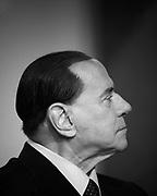 Silvio Berlusconi. Rome on 18 January 2018. Christian Mantuano / OneShot