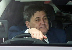 © Licensed to London News Pictures. 13/06/2019. London, UK. Kit Malthouse MP is seen arriving at the Houses of Parliament.He arrives on the day of the first round of the Conservative leadership contest.  Photo credit: George Cracknell/LNP