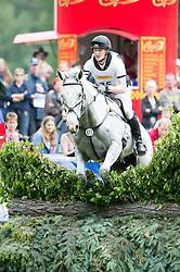 Goodhew Wills (GBR) - Trefilan Quicksilver <br /> Cross Country <br /> CCI4*  Luhmuhlen 2014 <br /> © Hippo Foto - Jon Stroud