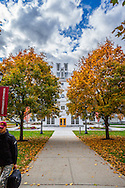 Scenic photos of campus taken over the course of Parents weekend in the Fall of 2015.