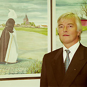 NLD/Amsterdams/19980409 - Bouwondernemer Gert-Jan Visser,