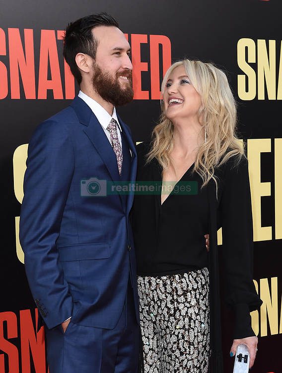 """World Premiere of """"Snatched"""". Regency Village Theatre, Westwood, California. Pictured: Christopher Meloni. EVENT May 10, 2017. 10 May 2017 Pictured: Kate Hudson,Danny Fujikawa. Photo credit: AXELLE/BAUER-GRIFFIN / MEGA TheMegaAgency.com +1 888 505 6342"""