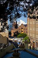 The Historic Rocks area of Sydney, NSW.