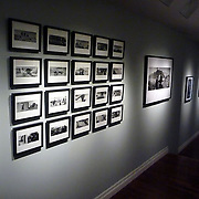 """""""The Fighting Season"""", exhibition small format 8x10 inch and 30 x 40 inch large format silver gelatin landscape prints at Kinsman Robinson Galleries in Toronto, Canada."""