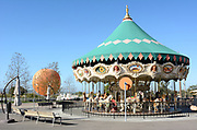 Carousel at Orange County Great Park Irvine
