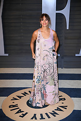 Rashida Jones attending the 2018 Vanity Fair Oscar Party hosted by Radhika Jones at Wallis Annenberg Center for the Performing Arts on March 4, 2018 in Beverly Hills, Los angeles, CA, USA. Photo by DN Photography/ABACAPRESS.COM