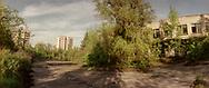 Pripyat, en by ved et værk