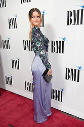 Nov. 13, 2018 - Nashville, Tennessee; USA - Musician MAREN MORRIS  attends the 66th Annual BMI Country Awards at BMI Building located in Nashville.   Copyright 2018 Jason Moore. (Credit Image: © Jason Moore/ZUMA Wire)