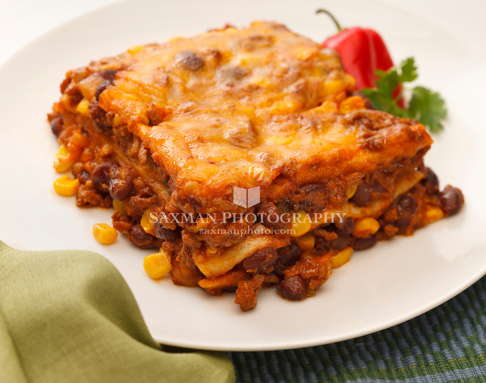 for use on Sauer's Recipe Collection Spice Packs, Mexican Lasagna