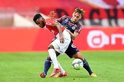 September 29, 2017 - Monaco, France - 02 Ruben AGUILAR (mhsc) - 27 THOMAS LEMAR  (Credit Image: © Panoramic via ZUMA Press)