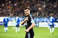 Joie Andre Pierre GIGNAC - 04.01.2015 -  Grenoble / Marseille - Coupe de France<br />Photo : Gaston Petrelli  / Icon Sport