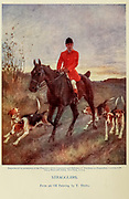 Stragglers From the book ' English sport ' by Alfred Edward Thomas Watson, Published in London by Macmillan and Co. Limited and in New York by Macmillan Company. in 1903