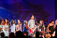 Better Than Ezra performs at the Harrah's Casino in New Orleans.