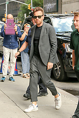 Ewan McGregor at The Late Show with Stephen Colbert - 01 Aug 2018