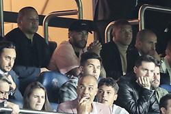 September 18, 2019, Paris, Ile de France, France: Neymar da Silva Sr (father of Neymar Jr), Neymar da Silva Santos Junior - Neymar Jr (PSG), Kylian Mbappe  (Credit Image: © Panoramic via ZUMA Press)