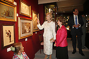 Princess Alexandra and Kate de Rothschild, The opening  day of the Grosvenor House Art and Antiques Fair.  Grosvenor House. Park Lane. London. 14 June 2006. ONE TIME USE ONLY - DO NOT ARCHIVE  © Copyright Photograph by Dafydd Jones 66 Stockwell Park Rd. London SW9 0DA Tel 020 7733 0108 www.dafjones.com