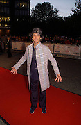 Jay K.Fashion Rocks in aid of the Princes trust, royal albert Hall, 15  october 2003.   © Copyright Photograph by Dafydd Jones 66 Stockwell Park Rd. London SW9 0DA Tel 020 7733 0108 www.dafjones.com