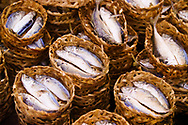Fish in a market in Ho Chi Minh city, Vietnam.