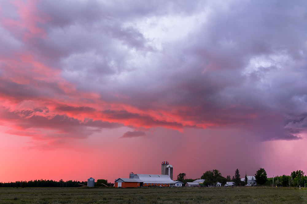 https://Duncan.co/storm-over-farm-at-sunset