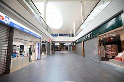 THEMENBILD - Die Situation in einem Einkaufszentrum in Graz in Folge des Coronavirus-Ausbruchs in Österreich, aufgenommen am 16.03.2020 in Graz, Österreich // The situation in a shopping centre as a result of the coronavirus outbreak in Austria, on 2020/03/16 in Graz, Austria. EXPA Pictures © 2020, PhotoCredit: EXPA/ Erwin Scheriau