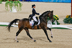 Chevanne Julia (FRA) - Calimucho<br /> Olympic Games Hong Kong 2008<br /> Photo © Dirk Caremans - Hippo Foto